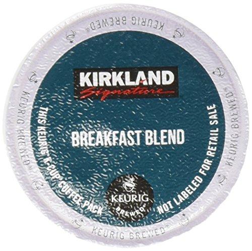 Kirkland Breakfast Blend Single-cup  for Keurig K-Cup Brewer