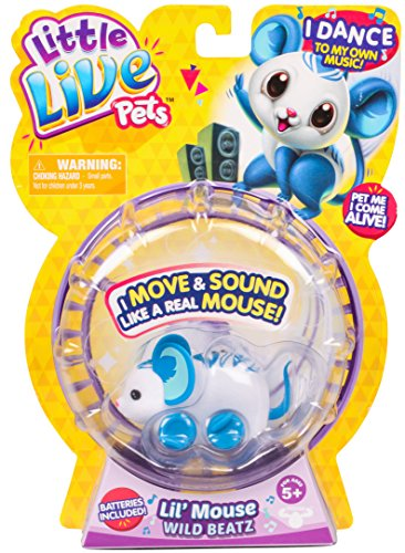 Little Live Pets Lil' Mouse - Wild Beatz