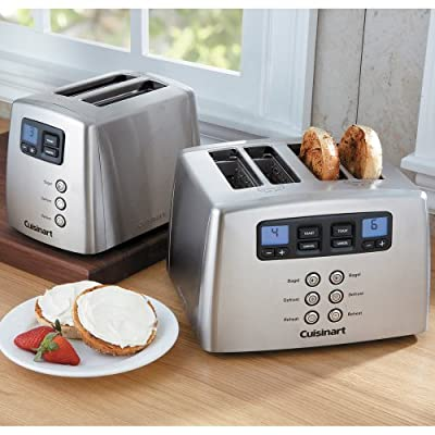 Cuisinart Touch-To-Toast Digital Toaster, CPT-4