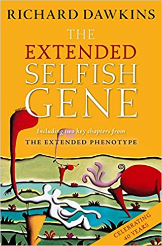 image for The Extended Selfish Gene