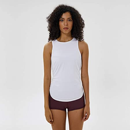 LiXiZhong Camisetas De Yoga para Mujer Tops - Camisas De ...