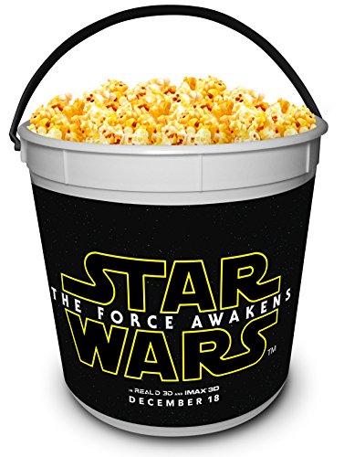 Awakens Movie Theater Exclusive 170oz Popcorn Tub ()
