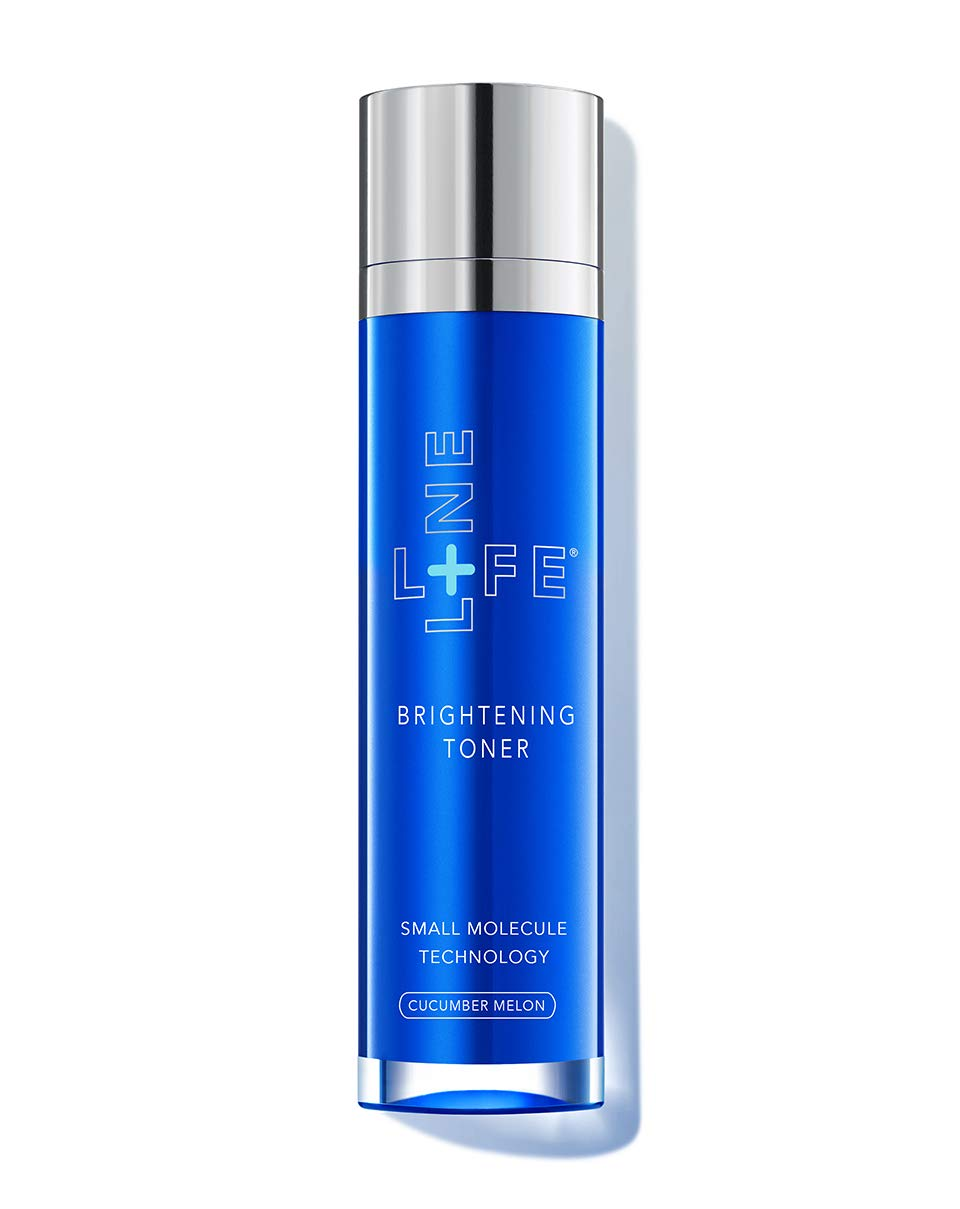 Lifeline Skincare Cucumber Melon Brightening Toner Reduces dark spots age spots, boosts skins healthy glow