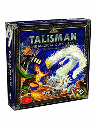 Talisman The City by Fantasy Flight Pub Inc