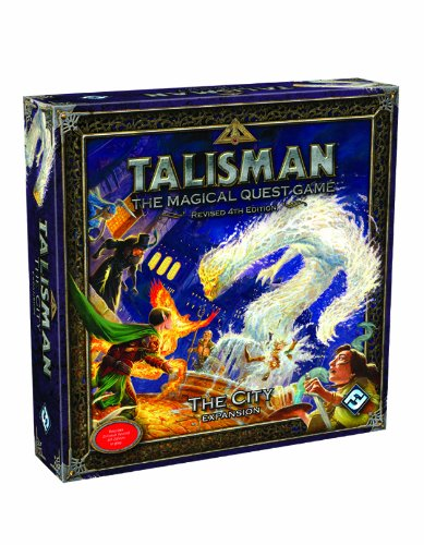 Talisman 4th Edition: The City Expansion -
