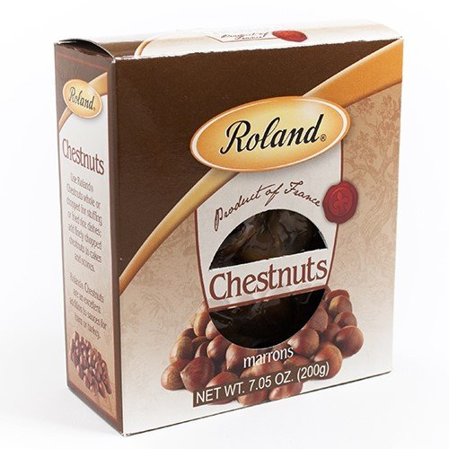 Whole Cooked Peeled Chestnuts ounce