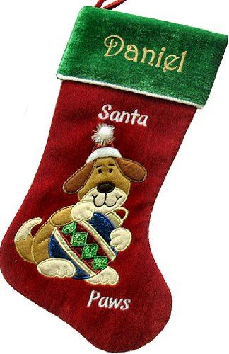 CHRISTMAS-STOCKINGS-by-STOCKINGFACTORY TD1044 Stocking Factory