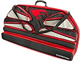 Elevation Altitude Bow Case, Red, 41-Inch