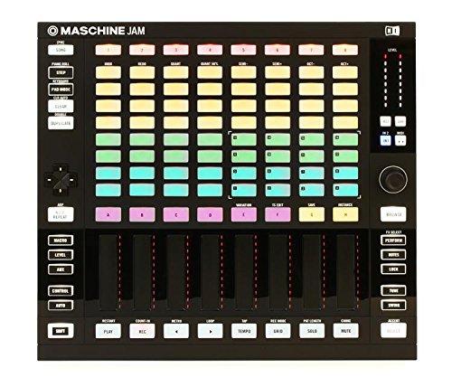 Native Instruments MASCHINE JAM Production & Performance Grid Controller
