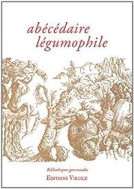 Abécédaire légumophile par Astrid Bouygues