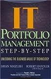IT Portfolio Management Step-by-Step, Bryan Maizlish and Robert Handler, 0471649848