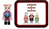 Medicom Usavich AMUROCH Amurotchi bespoke collaboration BE @ RBRICK