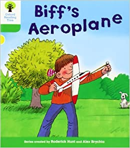 Oxford Reading Tree: Level 2: More Stories B: Biff's Aeroplane by Roderick Hunt (2011-01-06)