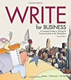 img - for Write for Business (2nd Edition) book / textbook / text book