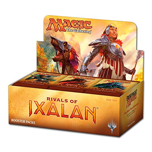 Magic: The Gathering Rivals of Ixalan Booster Box | 36 Booster Packs (540 Cards)