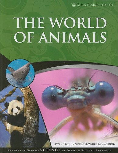 The World of Animals (God's Design for Life)