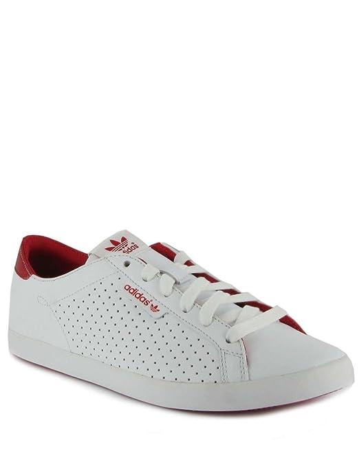 W 5 Low 5 Lo Laver Sneaker Whitereal Adidas Rod Sleek RedAmazon qSpzMUVG