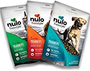 Nulo Puppy & Adult Freestyle Trainers Dog Treats: Healthy Gluten Free Low Calorie Grain Free Dog Training