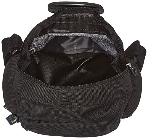 Bag Womens Duck Shoulder Black Mandarina Tracolla Nero Md20 nXaUxUZ5q