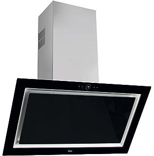 Teka DVU 590 B De pared Negro 538m³/h D - Campana (538 m³/h, Canalizado, D, A, D, 59 dB): 330.05: Amazon.es: Grandes electrodomésticos
