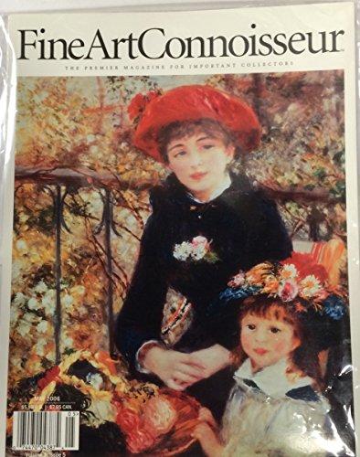 Fine Art Connoisseur, the Premier Magazine for Important Collectors May 2006