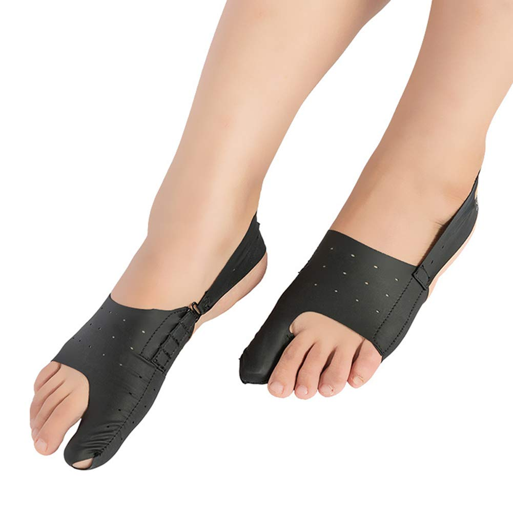 LLDY Bunion Corrector 2pcs Bunion Splints Toe Separators for Hammer Toes   Claw Toe Corrector Hallux Valgus Splints for Bunion Relief,S