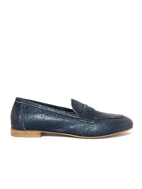 ZETA SHOES - Mocasines de Piel para Mujer *: MainApps: Amazon.es: Zapatos y complementos