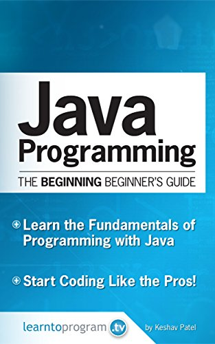 Java Basics For Beginners Ebook
