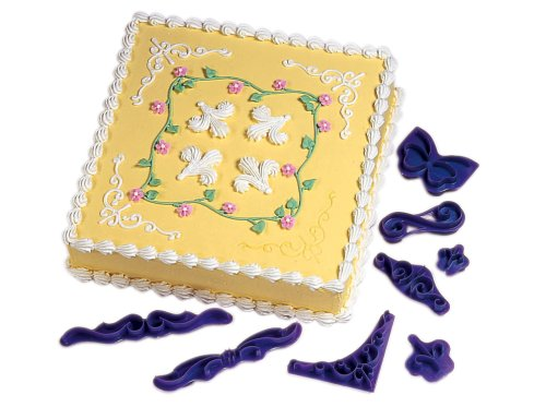 Price comparison product image Wilton Press Sets,  Designer Pattern