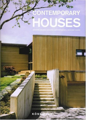 Contemporary Houses Amazon Co Uk Antonio Corcuera Cristian