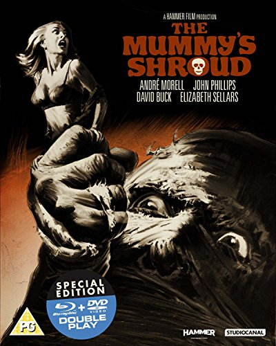 - The Mummy's Shroud (Blu-ray + DVD) [1967]