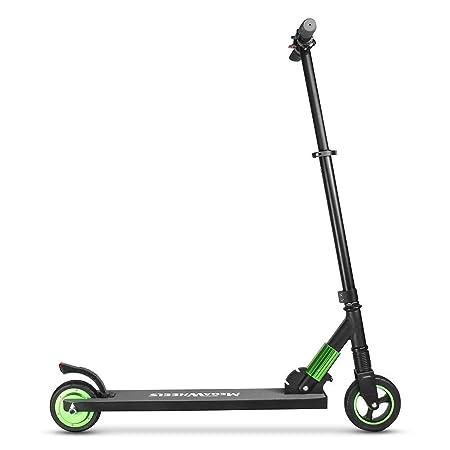 M MEGAWHEELS Elektro Scooter Faltbarer Elektroscooter Cityroller 250W 23km/h Kurze Distanz Perfekt für Jugendliche und Erwach
