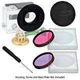 Fotodiox Pro WonderPana Go H3+ Underwater Kit with Two Water Correction...