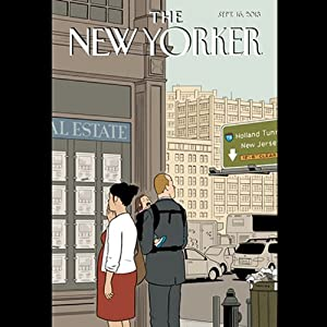 The New Yorker, September 16th 2013 (Ryan Lizza, Andrew Marantz, James Surowiecki) Periodical