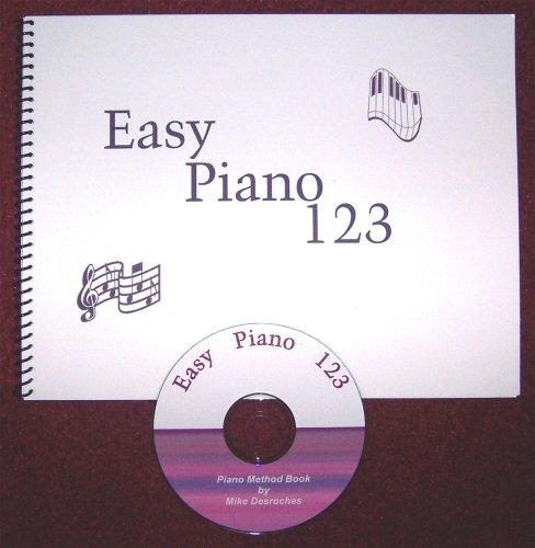 Easy Piano 123 - Primer Book