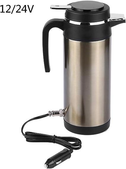 Calentador de Agua para Coche, 1200ML Taza Térmica de Acero ...