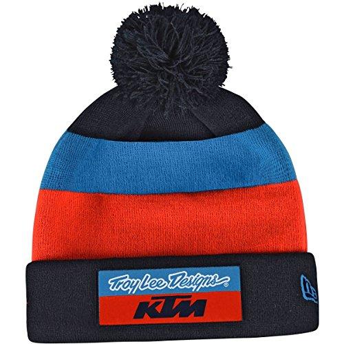 Troy Lee Designs Mens 2018 KTM Team Pom Beanie Hats