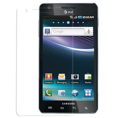 PDAIR Ultra Clear Screen Protector for Samsung Infuse 4G ...