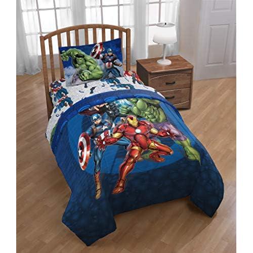 Marvel Spiderman Comforter Twin Size