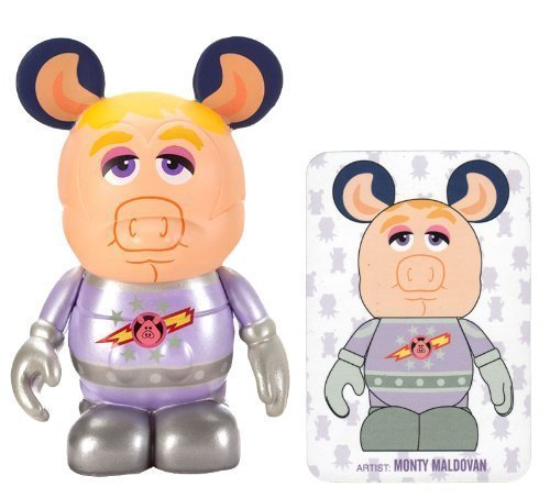 Pigs in Space: Captain Link Hogthrob by Monty Maldovan - Disney Vinylmation ~3