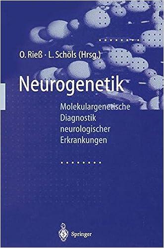 Book Neurogenetik: Molekulargenetische Diagnostik neurologischer Erkrankungen
