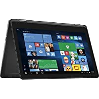 2016 Dell Inspiron i7568 Series 2-in-1 Convertible Laptop / Tablet, 15.6-inch Full HD Touchscreen (1920 x 1080), Intel Core i5-6200U, 8GB DDR3L, 500GB HDD, HDMI, Backlit Keyboard, Windows 10