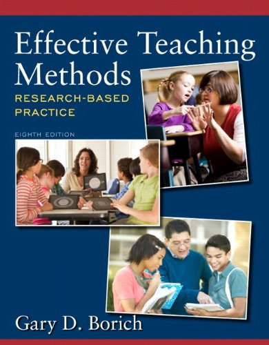 Effective Teaching Methods: Research-Based Practice, Loose Leaf Version Plus NEW MyEducationLab with Video-Enhanced Pear