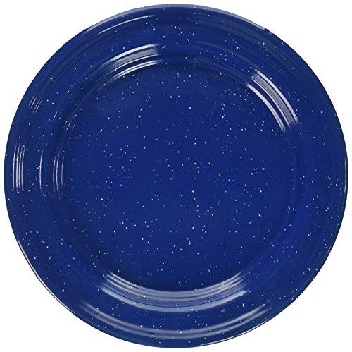 GSI Outdoors 11522 Enamelware Plate, 8.75