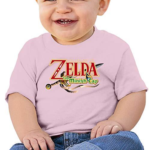 (Sunshine Store The Legend of Zelda Baby T-Shirt One-Piece Baby Bodysuit Sleeveless Onesies)