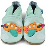 Juicy Bumbles Baby Shoes - Airplane - 12-18 Months
