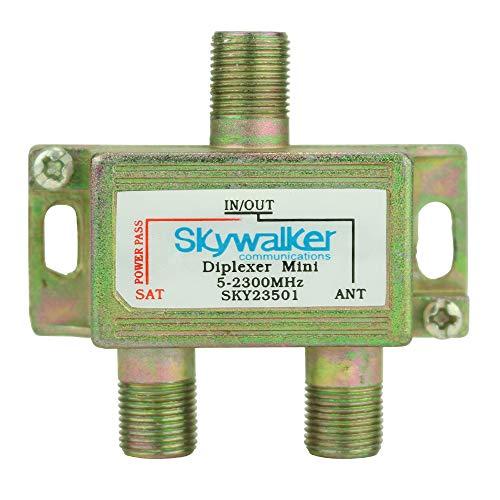 Coax Mini Diplexer, 5-2300MHz
