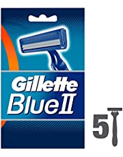 Gillette Blue II Jednorazowa golarka 5 sztuk
