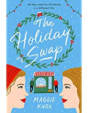 The Holiday Swap: The perfect heartwarming and cosy festive romance