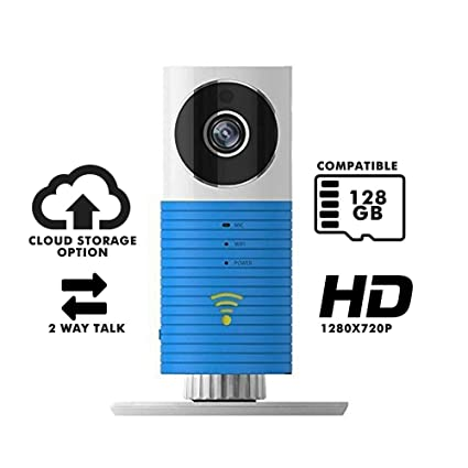 7979fb2b7c2 Smiledrive Cleverdog Wireless WiFi IP CCTV Security Camera (Without Adapter)